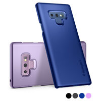 Samsung Galaxy Note 9 Case | Spigen® [Thin Fit] Hard Protective Ultra Slim Cover