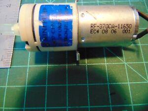 CJP37 C12A5 Mini Oil-less Diaphragm-Type Air Pump 12 VDC 40666P1 Kpm27h