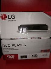 Lg Dp132 - Dvd Player w/ Usb Direct Recording & Usb Playback with Remote, Used