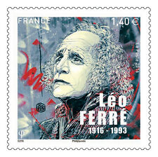 TIMBRE 5080 NEUF XX  - Léo Ferré 1916-1993