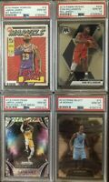 REPACK-LeBron/Zion Williamson/Ja Morant Prizm/Net Marvels PSA 10? +1 Sealed Pack