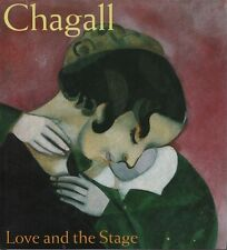 """SUSAN COMPTON (Editor) - """"CHAGALL - LOVE AND THE STAGE"""" - RA EXHIBITION (1998)"""