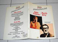 Spartiti Songbook EDDIE COCHRAN BUDDY HOLLY Raised on Rock 'n' roll 11 songs