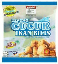 Tepung Cucur Ikan Bilis