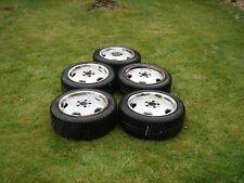 "Mercedes 16"" AMG Alloy Wheels W201 190E W124 CE TE E"