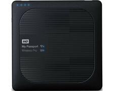 WD My Passport™ Wireless Pro 3TB HDD 2,5 Zoll extern Schwarz NEU & OVP