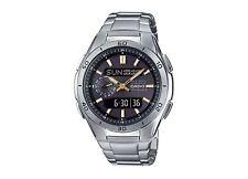 Casio WVA-M650TD-1A2ER Waveceptor Titanium Tough Solar Multi-Band Watch RRP£250