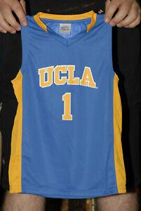 "UCLA Bruins basketball Jersey #1 new no tags Mint kids small 13"" X 21 inch tall"