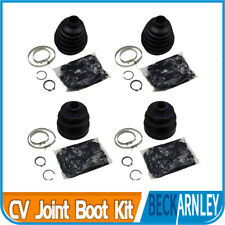 Beck/Arnley 4PCS Front Outer Inner CV Joint Boot Kit For 2006-2007 for MURANO