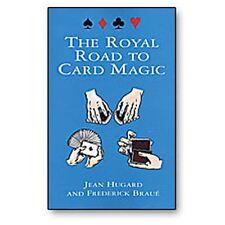 Tarjeta Mágica real de truco Road To Cartomagia Jean Hugard Y Frederick Braue
