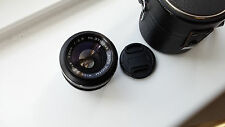 PERFECT VIVITAR Auto Wide-Angle 35mm f2.8 T4 lens for Minolta MD not rokkor