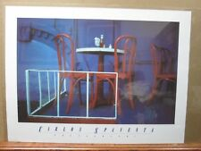 Carlos Spaventa Photograps vintage poster advertisement ad 1980's Inv#G1835