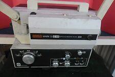 EUMIG MARK S  O&M Proiettore SUPER 8 S8 Proiettore AUDIO OTTICA MAGNETICO
