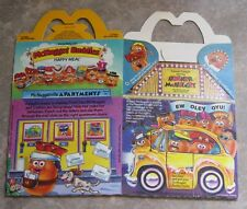 1988 McDonalds Happy Meal Box - McNugget Buddies - RARE!  #2