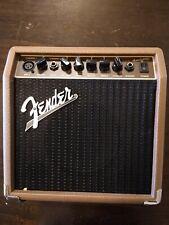 Fender Acoustasonic 15 -15-Watt Acoustic Guitar Amp