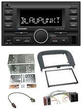 Blaupunkt MP3 USB 2DIN Bluetooth AUX Autoradio für Mercedes SL-Klasse R230 10/20