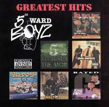 Greatest Hits [PA] by 5th Ward Boyz (CD, May-2004, Underground, Inc. (USA))