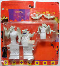 HUNCHBACK OF NOTRE DAME 90's STATUES GARGOYLES ACTION FIGURES EUROPEAN MOSC RARE