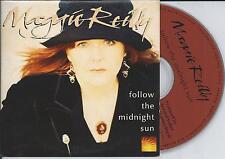 MAGGIE REILLY - Follow the midnight sun CD SINGLE 2TR CARDSLEEVE 1993 HOLLAND