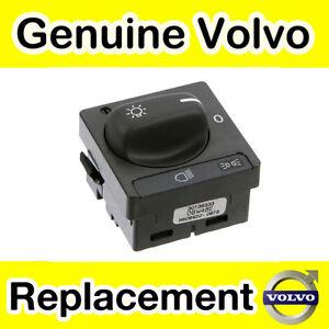 Genuine Volvo S70, V70 Headlamp / Headlight Switch