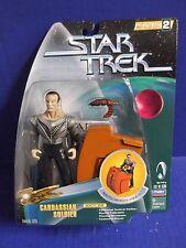 Star Trek 1998 Warp Factor Series 2 CARDASSIAN SOLDIER Figure