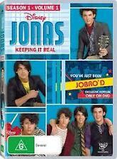 JONAS - (Season 1 - Volume 1) - Televison Shows / Comedy - NEW DVD