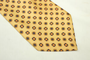 DOLCEPUNTA Silk tie Made in Italy F16683