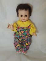 "Vintage Madame Alexander Doll Drink & Wet Type  16"" Tall 1960"