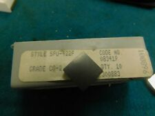 10 RTW USA SPU 422 F CO-2 Carbide Inserts