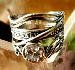 Sterling silver ring designer jewelry for woman