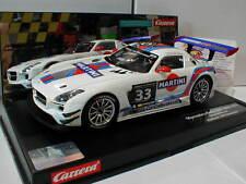 Carrera 124 Rennbahn- & Slotcars von Mercedes Modellbau