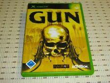 GUN für XBOX *OVP*