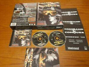 Command & Conquer PC BIG BOX