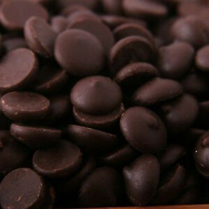 1kg Zartbitter Schokolade für Schokobrunnen Belgische Fondue Schokolade 1000g