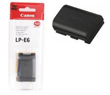 Original Canon LP-E6 Battery EOS 7D 60D 5D2 5D 70D 6D Akku LPE6