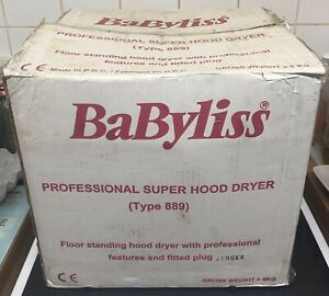 *BRAND NEW BOXED* BABYLISS PROFESSIONAL SUPER HOOD DRYER (TYPE 889)