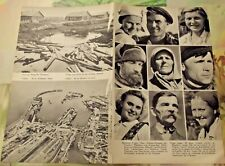 1962 Carte & Image Union Soviétique Finlande Moscou Mer Noire Tallinn Reval