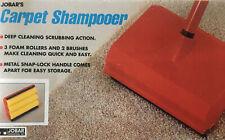 Vintage New Jobar'S Manual Cordless Carpet Shampooer