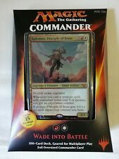 MTG Commander 2015 Edition Wade Into Battle - sealed