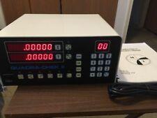 Refurbished Metronics QC-II DRO for sale by Original Metronics Distributor.