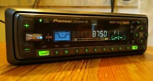 High End Pioneer Keh P6800R Radio- cassette Player    (((Old School)))