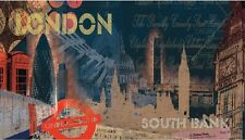STREETS OF LONDON WALL MURAL XL Prepasted Wallpaper Europe Room Decor