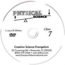 DVDs-Bible*Rapture2+FREE*Kent Hovind*Physical Science-4