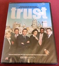 Trust BBC Promo DVD NEW 2003 Law Ian McShane Robson Green Rare Lawyers