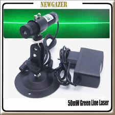 532nm 50mW Industrial Green Laser Line Module