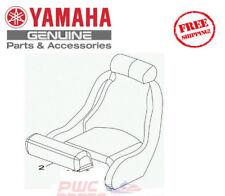 YAMAHA OEM Swivel Seat 2015 AR192 - F3E-U3711-20-00