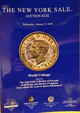 2020 - Hungary UK British India France German Gold Silver Coins Auction Catalog