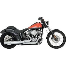 Vance Hines Vance and Hines Pro Pipe Chrome 17571 Fits 2012-2014 H-D Softail