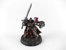 Brother - Bruder Captain Stern der Grey Knights - bemalt Metall - 3