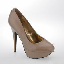 New Look Court Shoes 100% Leather Upper Heels for Women